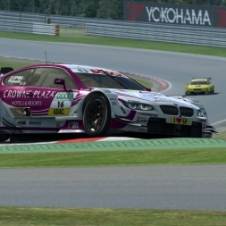 VSR DTM | RaceRoom |  R6 Nürburgring | Balazs Toldi OnBoard