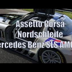 Assetto Corsa - Nordschleife - Mercedes Benz SLS AMG GT3