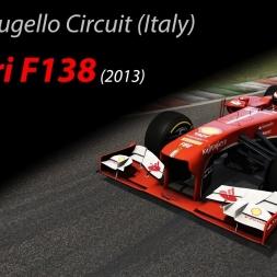 Ferrari F138 - 1.18.944 @Mugello Circuit (Italy) - Assetto Corsa 1.8.1