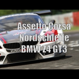 Assetto Corsa - Nordschleife - BMW Z4 GT3