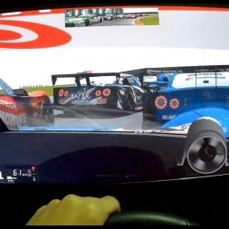 rFactor 2 Helmet Cam[FPV] Nissan GT500 2013 at Nogaro Race AI 95%