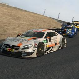 R3E RaceDepartrment | DTM 2016 @ Laguna Seca | Toughest race so far