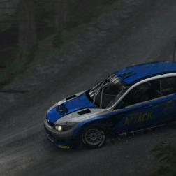 Subaru Impreza WRX STI - 'Isle of Man' Time Attack 2016