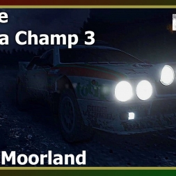 Dirt Rally - League - Dirt Ita Champ 3 (037) - Bidno Moorland