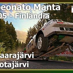 Dirt Rally - Campeonato Manta - Rally 05 - Etapa 03-04