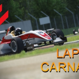 FIRST LAP CARNAGE (Assetto Corsa Online : Tatuus FA01 @ Imola)
