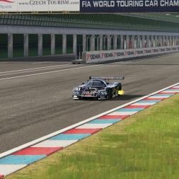 Assetto Corsa: 1988 AEG Sauber Mercedes C9 Test Car @ Brno - Group C