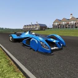 Assetto Corsa: Gran Turismo RedBull X2010 @ Virginia International Raceway