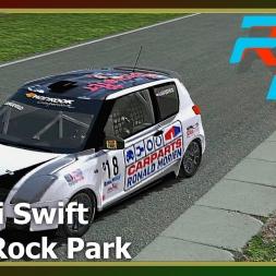 RFactor 2 - Suzuki Swift - Lime Rock Park