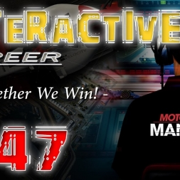 Motorsport Manager ITA gameplay - S02 Race/Gara 05 (3/3) Interactive Career - Carriera Interattiva