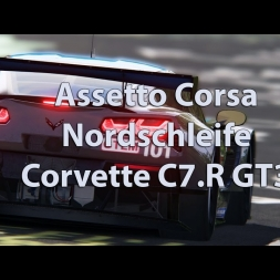 Assetto Corsa - Nordschleife - Corvette C7.R GT3