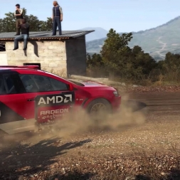 "DIRT RALLY-Who is faster- ""Subaru Impreza wrx sti VS Mitsubishi Lancer EVO X"""
