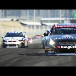 PreCampeonato V8 Supercars / Majura Valley GP / Race / Multiplayer / Assetto Corsa