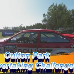 Oulton Park Overtaking Challenge