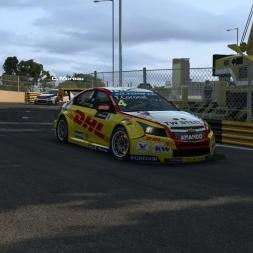 Raceroom WTCC 2015 Macau with Racedepartment R1