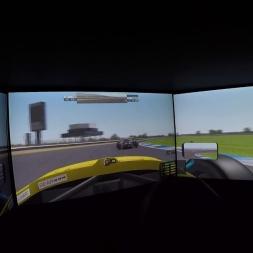 USF2000 - Indianapolis GP 2014 @ rFactor 2