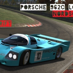 VR [Oculus Rift] Porsche 962c Long Tail @ Nordschleife Tourist | Assetto Corsa Gameplay