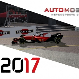 F1 2017 Scuderia Ferrari onboard automobilista
