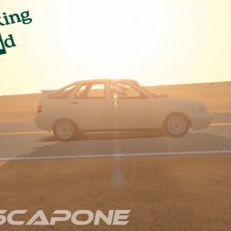"Assetto Corsa - Breaking Bad Scene ""Horse with no Name"""