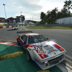 Raceroom BMW M1 Zolder with Racedepartment