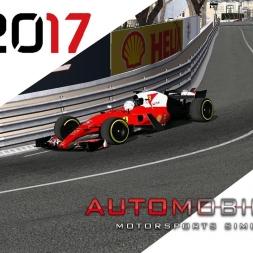 F1 2017 Scuderia Ferrari automobilista