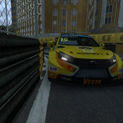R3E RaceDepartment Event | WTCC 2015 @ Macau Race 2