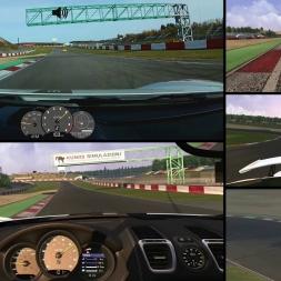 Real vs Assetto Corsa - Porsche GT4 Nürburgring GP Track