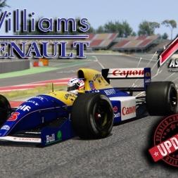 Assetto Corsa * Williams FW14 ´91 [ v0.2 Beta + download ]