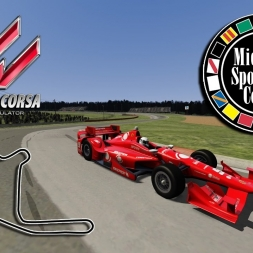 Assetto Corsa * Mid Ohio * Indy Car