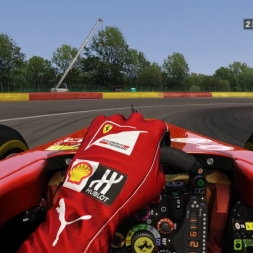 F138 Spa Hot Lap 1:46.179