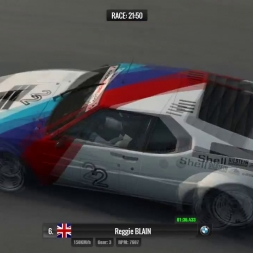 R3E Broadcast | RaceDepartment Event BMW M1 @ Zolder