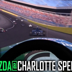 iRacing: Pro Mazda @ Charlotte Speedway [POV] [ PT-BR]