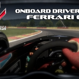 Driver Eye 3.0 - Ferrari 643 @ Spa Francorchamps - Assetto Corsa