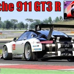 Porsche 911 GT3 R 2016 HOTLAP at Circuit de Barcelona-Catalunya - Porsche DLC Pack 3 - Assetto Corsa
