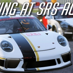 Back at SRS - Assetto Corsa Trackday Tuesday | 911 GT3 Cup @ Barcelona GP