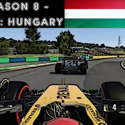 F1 2016 - F1XL Season 8 - Race 15: Hungary