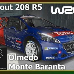 WRC 6 - Olmedo Monte Baranta - Peugeout 208 R5