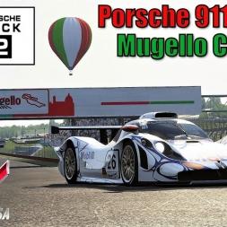 Porsche 911 GT1-98 HOTLAP at Mugello - Porsche DLC Pack 2 - Assetto Corsa