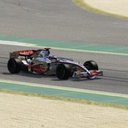 Assetto Corsa: Formula 1 2007 - Fernando Alonso McLaren MP4/22 @ Barcelona GP