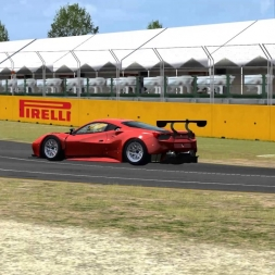Automobilista - quick race GT3 @ Melbourne Albert Park