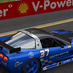 GTR 2 - quick race 2004 C5-R @ Melbourne Albert Park