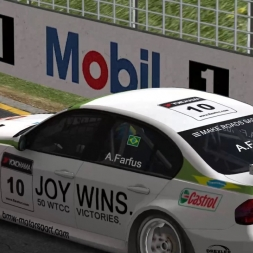 Race 07 - quick race 2010 WTCC @ Melbourne Albert Park