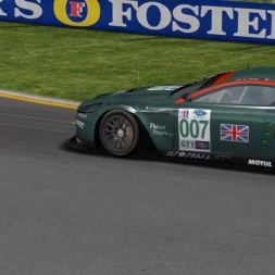 rFactor - quick race GT1 @ Melbourne Albert Park