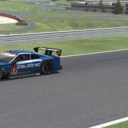 rFactor 2 - quick race GT-R GT500 @ Red Bull Ring replay