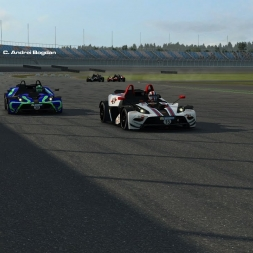 Raceroom KTM X-Bow Eurospeedway with Racedepartment R1