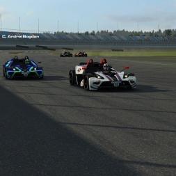 Raceroom KTM X-Bow Eurospeedway with Racedepartment R1