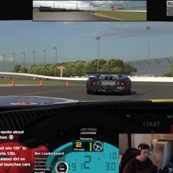 iRacing Ford GT at Daytona - Carmageddon
