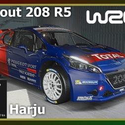 WRC 6 - Harju - Peugeout 208 R5