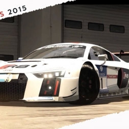 Assetto Corsa First Audi R8 LMS 2015 beta release by AGU-Modding