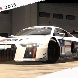 Assetto Corsa First Audi R8 LMS 2015 beta release by AGU-Modding
